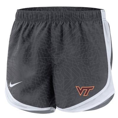 Virginia Tech Nike YOUTH Pattern Tempo Shorts
