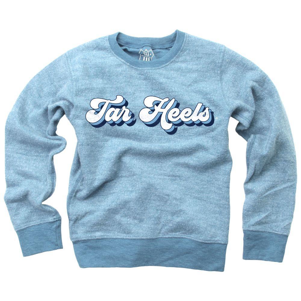 Unc Toddler Reverse Fleece Long Sleeve Pullover