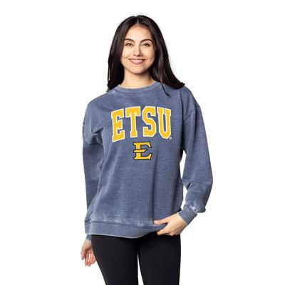 ETSU Chicka-D Campus Large Arch Over Logo Crew