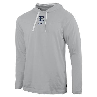 ETSU Nike Men's Tri-blend Hoodie