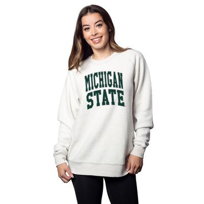 Michigan State Chicka-D Homebase Tall Outline Crew