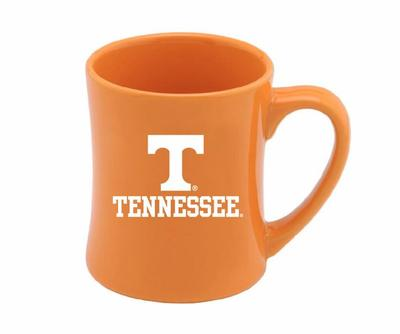 Tennessee Vols 16oz Etched Mug