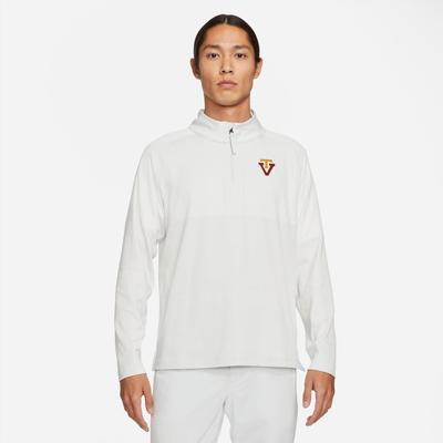 Virginia Tech Nike Golf Alt Logo Men's Vapor Half Zip Pullover