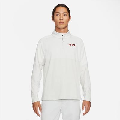 Virginia Tech Nike Golf VPI Logo Men's Vapor Half Zip Pullover