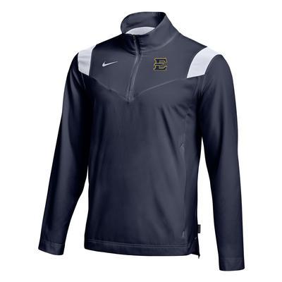 ETSU Nike Men's Lightweight Coaches Pullover
