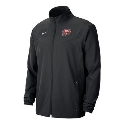 Western Kentucky Nike Men's Travel Jacket