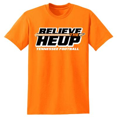 Tennessee YOUTH Believe the Heup Short Sleeve Tee