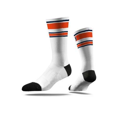 Auburn Retro Classic Full Slub Sock