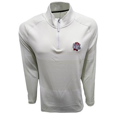 Alabama Nike Golf Vault Logo Men's Vapor Half Zip Pullover