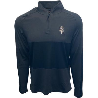 UNC Nike Golf Strut Men's Vapor Half Zip Pullover