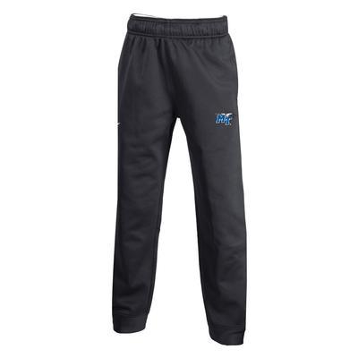 MTSU Nike YOUTH Fleece Therma Pants