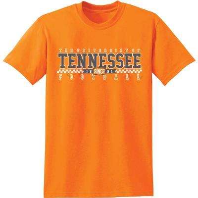 Tennessee YOUTH Football Short Sleeve Tee