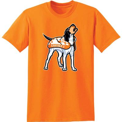 Tennessee YOUTH Giant Howling Smokey Short Sleeve Tee