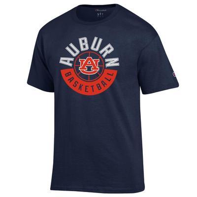 Auburn Champion Men's Center Court Basketball Tee