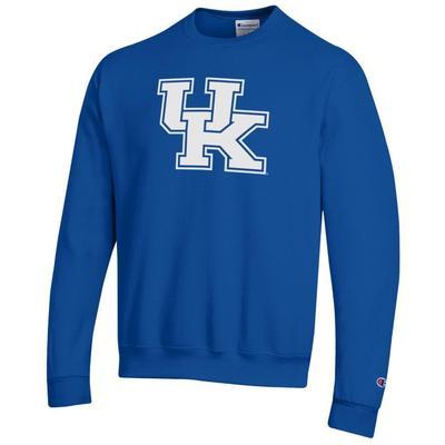 Kentucky Champion Giant Logo Crew Sweatshirt