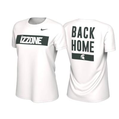 Michigan State Nike Women's Izzone Short Sleeve Tee