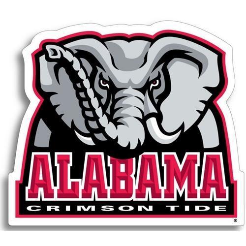 Alabama Elephant Logo Magnet 8