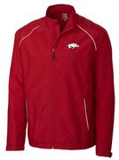 Arkansas Cutter And Buck Big And Tall Weathertec Beacon Full Zip Jacket