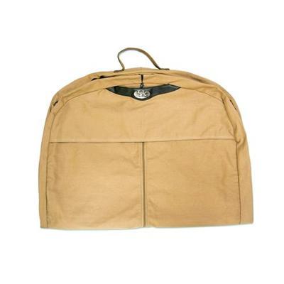 Kentucky Waxed Canvas Garment Bag
