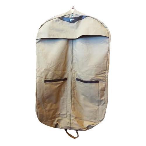 Tennessee Waxed Canvas Garment Bag
