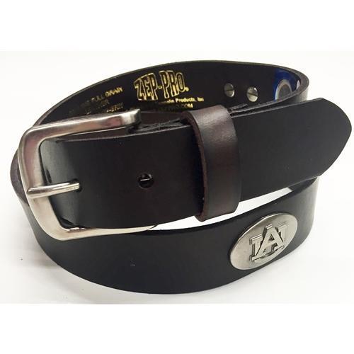 Auburn Au Logo Concho Belt