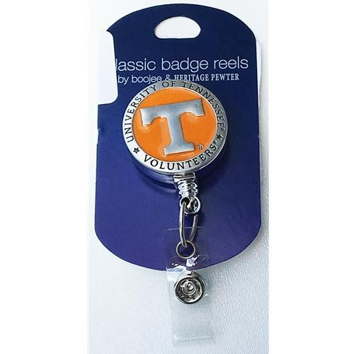 Tennessee Emblem Badge Reel
