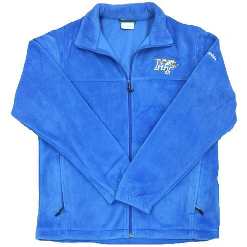 Mtsu Columbia Flanker Full Zip Jacket