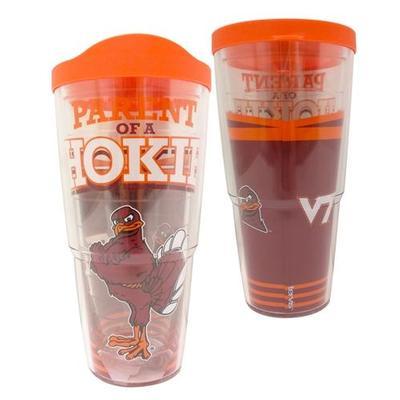 Virginia Tech Tervis 24 oz. Hokie Parent Tumbler