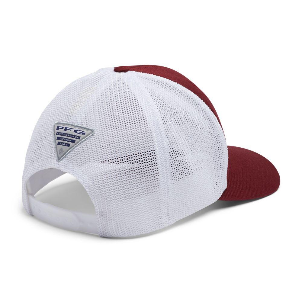 Columbia NCAA Unisex PFG Mesh Snap Back Ball Cap