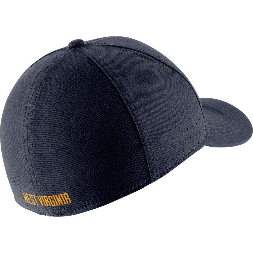 buying new new arrival online store West Virginia Nike Aero C99 Sideline Swoosh Flex Hat