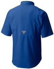 Kentucky Men's Columbia Tamiami Short Sleeve Shirt - Tall Sizing