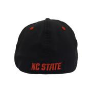 NC State Adidas Men's Sideline Slouch Flex Hat