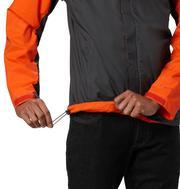 Clemson Columbia Men's Glennaker Storm Jacket - Big Sizing
