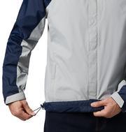 Auburn Columbia Men's Glennaker Storm Jacket - Tall Sizing