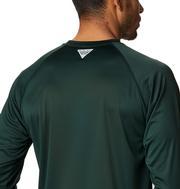 Michigan State Columbia Men's Terminal Tackle Long Sleeve Shirt - Tall Sizing