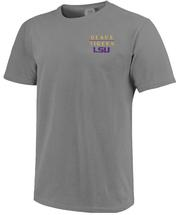 LSU Campus Icon Comfort Colors T-Shirt