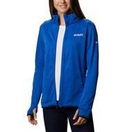 Kentucky Columbia Women's CLG Sapphire Trail Fleece Jacket