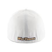 West Virginia '47 White Franchise Hat