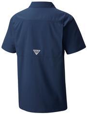 ETSU Men's Columbia Slack Tide Woven Shirt