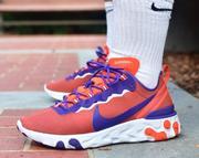 Clemson Nike React Element 55