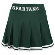 Michigan State Youth Colosseum 2 Piece Cheer Set