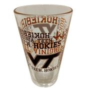 Virginia Tech 16 Oz. Spirit Pint Glass