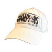 Arkansas Baseball 2021 SEC Tournament Champions Cap