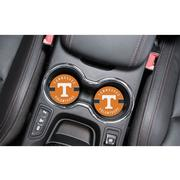 Tennessee 2pk Striped Car Coaster