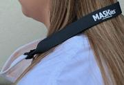 Black MASKies Mask Strap